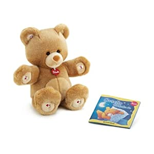 Amazon.com: TRUDI Plush Toy - Teddy Bear Storyteller - 38 centimeters