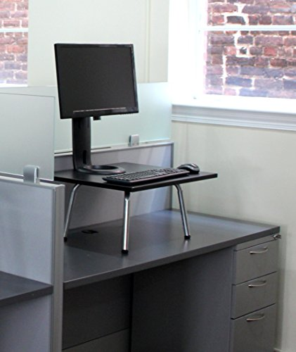 The Original Stand Steady Standing Desk Instantly