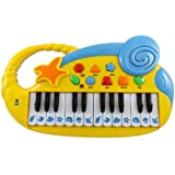 Musical Fun Electronic Piano Keyboard for Kids with Record and Playback