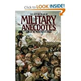 THE OXFORD BOOK OF MILITARY ANECDOTES.