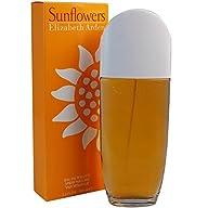 Sunflowers By Elizabeth Arden For Women. Eau De Toilette Spray 3.4 Oz.