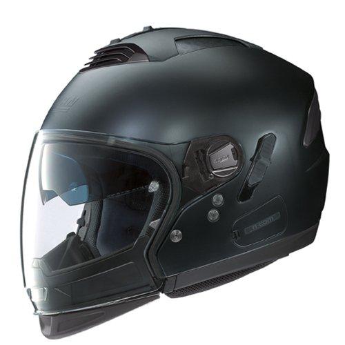 Nolan Air Classic N43E Motorbike Helmet Colour 10 Black Matt XL