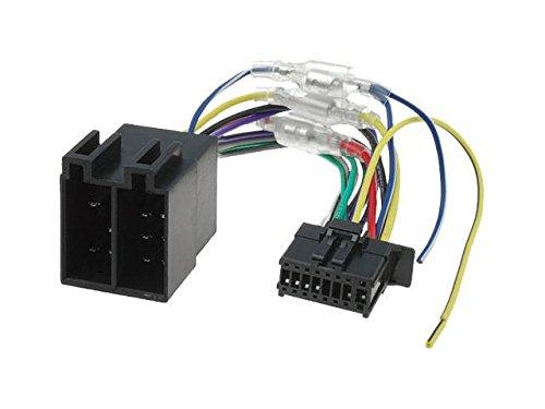 pioneer-deh-mvh-fh-adaptateur-autoradio-iso