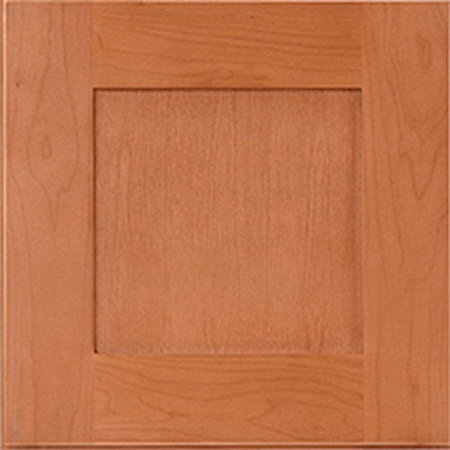 All Wood Cabinetry SD1313-HCN Hawthorne Sample Door 13-Inch Wide by 13-Inch High