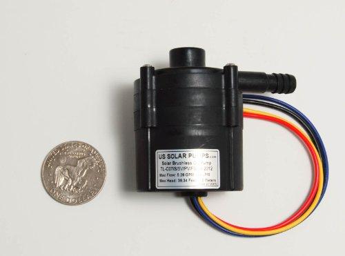 24V-Tl-C07-17L - Micro-Dc Circulating Pump