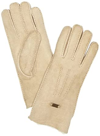 Emu Australia Women's Beech Forest Gloves, Beige (chestnut), one size (M/L)