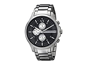 Armani Exchange AX2152 Chronograph Black Dial Men's Watch