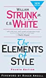 The Elements of Style, Fourth Edition (0881030686) by Strunk Jr., William