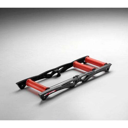 Elite Arion Parabolic Roller - Black/Red