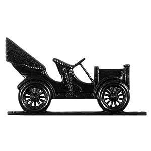 """Whitehall Rooftop Black 30"""" Antique Auto Weathervane - 65501"""