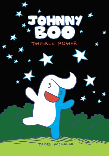 Johnny Boo Book 2: Twinkle Power (v. 2) Picture