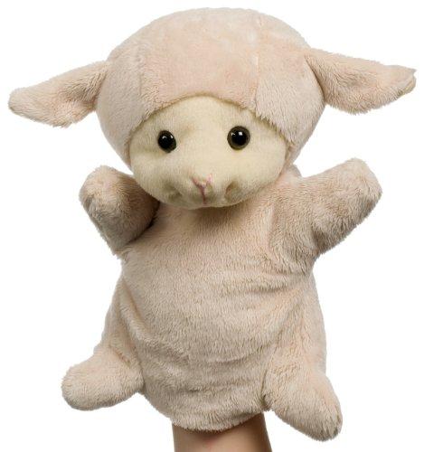 Marioneta de mano de oveja