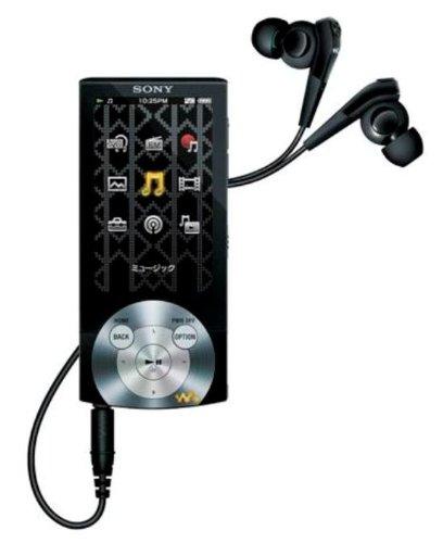 【Amazonの商品情報へ】SONY ウォークマン Aシリーズ <メモリータイプ> 64GB ブラック NW-A847/B