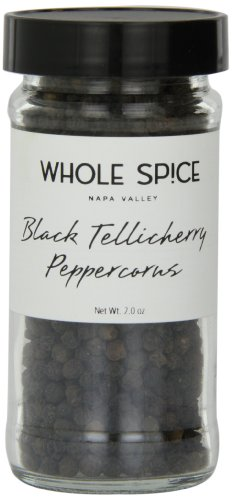 Whole Spice Peppercorns Tellicherry, Black, 2 Ounce spice killer курительные смеси