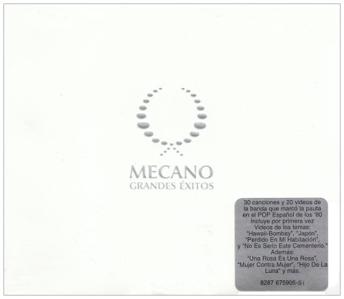 Mecano - Ana, Jose, Nacho Disc 2 - Zortam Music