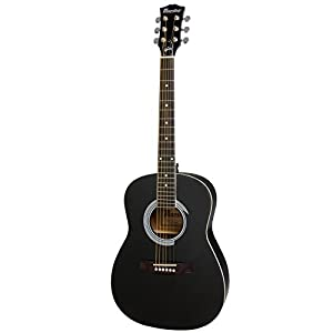 """Maestro by Gibson 38"""" Parlor Size Acoustic Guitar Starter Package, Natural by Gibson"""