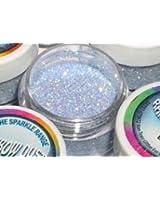 Brillant Paillettes de Bleu Pastel pour la Décoration de Gâteaux