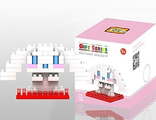 LOZ Diamond Mini Block Toys Cute Cartoon Toys Action Figure - CINNA - 1