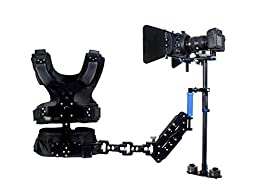 Ring Light Camera stabilizator SLed+Arm+Vest DSLR Camera Stabilizer Stabilizing System Vest & Arm I