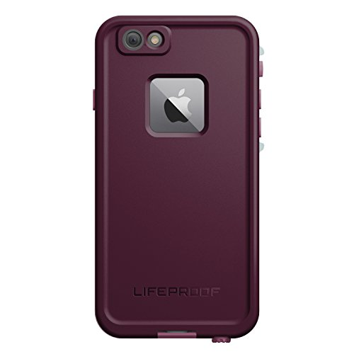 Lifeproof 77-52568 FRE Waterproof Case for iPhone 6/6s (4.7-Inch Version)- Crushed (Stomp Purple/Paddle Purple/Sky Fly Blue) (Blue Lifeproof Case compare prices)