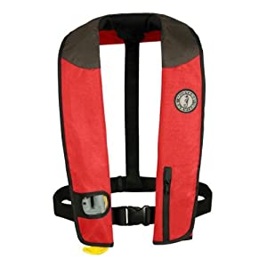 Buy Mustang Survival Deluxe Automatic Inflatable PFD by Mustang Survival