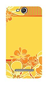 SWAG my CASE PRINTED BACK COVER FOR MICROMAX CANVAS JUICE 3 Multicolor