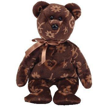 Ty Beanie Babies 40458 2006 Signature Bear