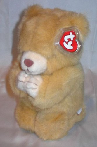 41zywKCuk0L Cheap Price Ty Beanie Buddy Hope the Praying Bear