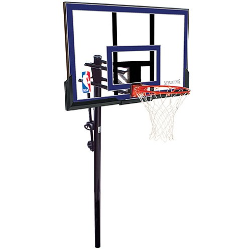 Spalding 88355 In-Ground Basketball System - 50