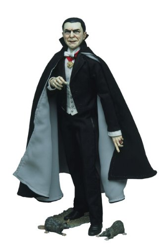 Buy Low Price Sideshow Bela Lugosi as Dracula Sideshow Collectibles 12 inch Figure (B002JAB9WM)