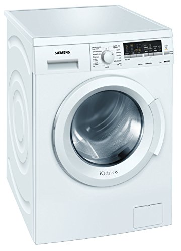 Siemens WM14Q467ES Lave linge 7 kg 1400 trs/min A+++-20% Blanc