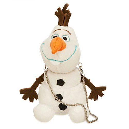 Disney Olaf Plush Purse - Frozen