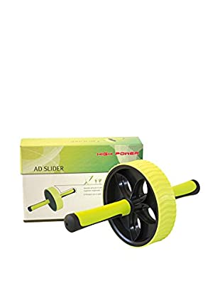 High Power Accesorio Fitness Ad Slider Lux Box Negro / Verde