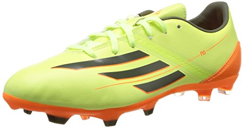 adidas, F10 TRX FG, Scarpe sportive, Uomo, Multicolore (Glow S14 / Earth Green S13 / Zolar Zest), 44 2/3
