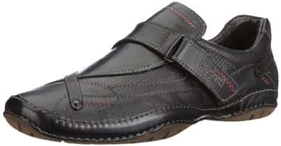 Bugatti Chambao D0862-1, Chaussures de ville homme, Noir (schwarz 100), 40