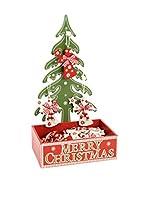 Decoracion Navideña Set Colgante decorativo 24 Uds. Árbol Navidad Ángel