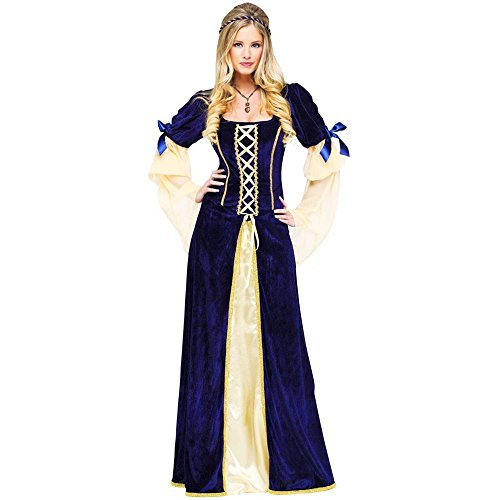 Medieval Maiden Faire Deluxe Adult Costume