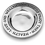 Wilton Armetale Health Plate