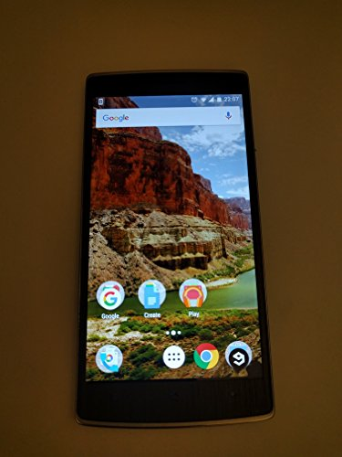 OnePlus ONE 5,5 Zoll 4G LTE Smartphone thumbnail
