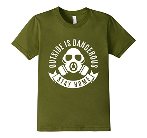 Kids-EmmaSaying-Stay-Home-Original-T-Shirt-Digital-Nomad-Style-Olive