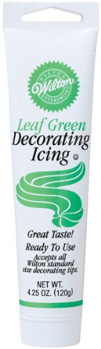 Wilton Icing Tube, Leaf Green