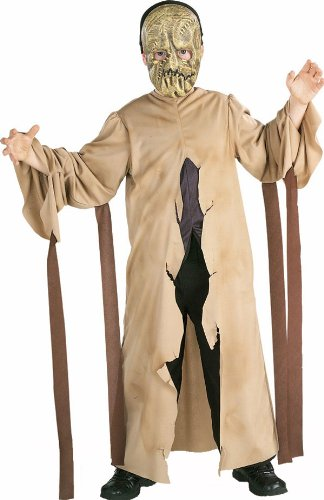Kids Scary Batman Begins Scarecrow Costume