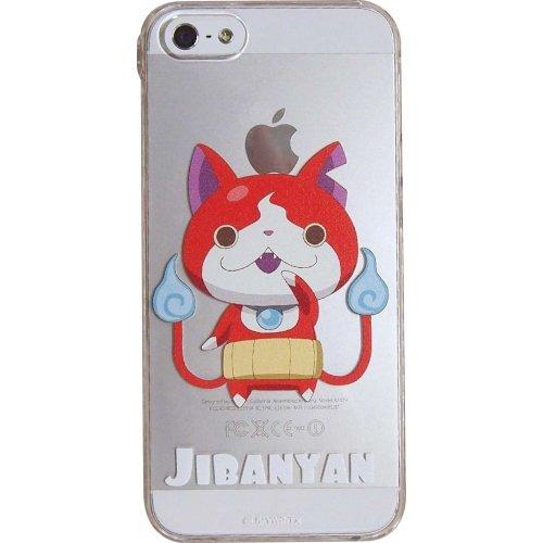 バンダイ 妖怪ウォッチ iPhone5/5s対応 キャラクタージャケット ジバニャン全身 YW-05B