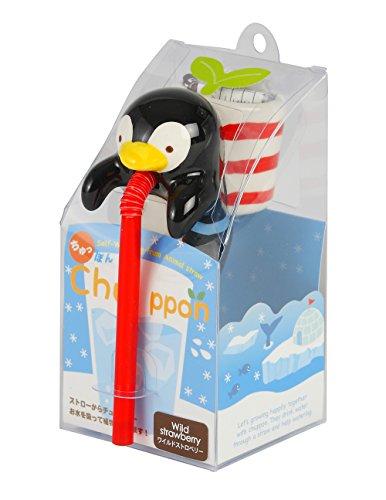 ちゅっぽん シーフレンド ペンギン ワイルドストロベリー