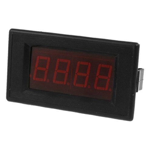 Red Led Digital Display Av 0-500V Voltage Test Panel Voltmeter