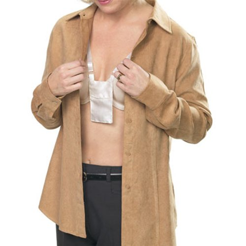 Nude Bra Pocket Travel Safe Wallet Toolfanatic Com