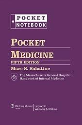 Pocket Medicine: The Massachusetts General Hospital Handbook of Internal Medicine (Pocket Notebook)