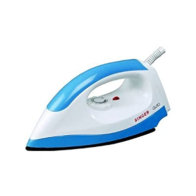 Singer Auro 750-Watt Dry Iron (Blue)