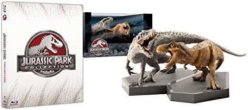 Jurassic Park Collection - Giftset (Edizione Limitata) (4 Blu-Ray)