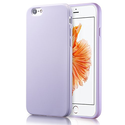 iphone-6s-case-technext020-apple-iphone-6s-lavender-silicone-cover-ultra-slim-gloss-gel-bumper-iphon